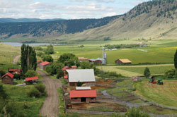 Alkali Lake Ranch Canadian Cowboy Country Magazine