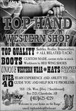 Trappings & Gear Guide 2011