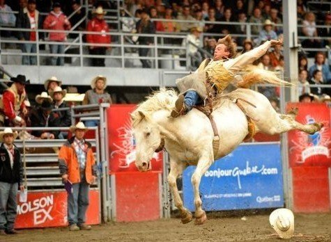 Quebec Cowboy Joining Rodeo Hall Of Fame Canadian Cowboy