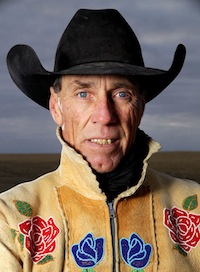 Vern Lonsberry The Cowboy S Cowboy And Stampede Poster