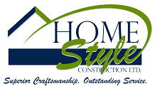 Home Style Construction Logo