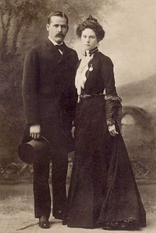 Etta Place accompanied Harry Longabaugh