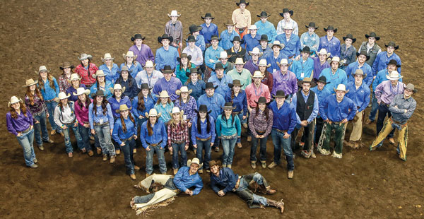 Canadian College Finals Rodeo Canadian Cowboy Country