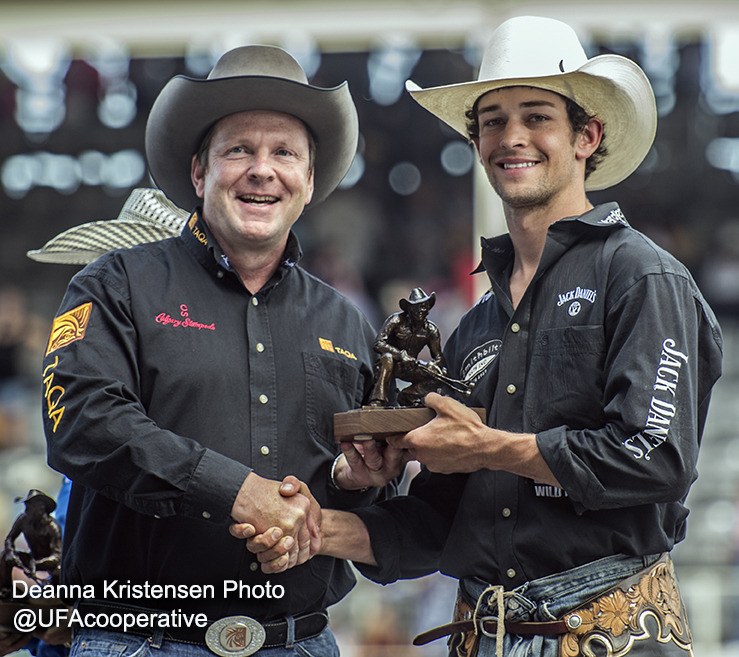Ty Pozzobon, Calgary Stampede