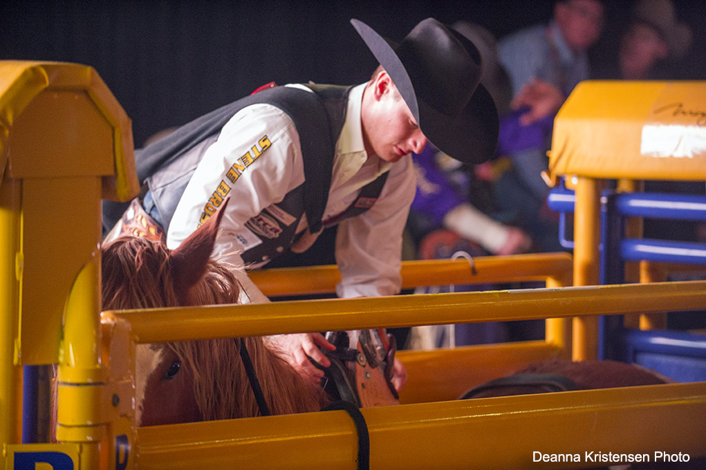Jake Vold; WNFR