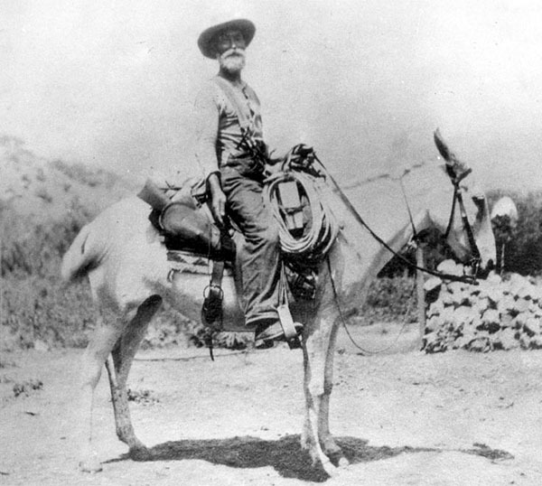 Louis Boucher: Canadian Guide of the Grand Canyon | Canadian ...
