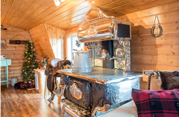 The Man Cave Elevated Canadian Cowboy Country Magazine