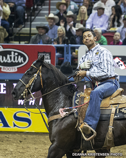 2015 Wrangler National Finals Rodeo Canadian Cowboy